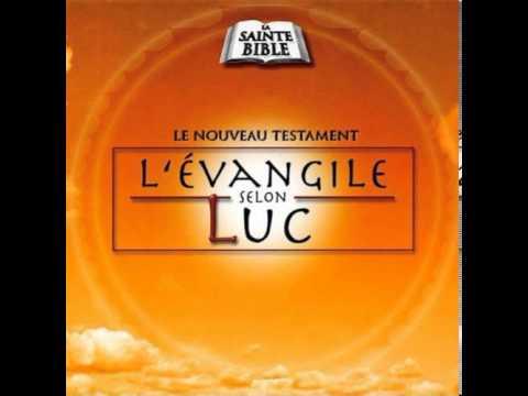 L'Evangile selon Luc