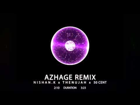 Nishan.K x Thenujah x 50 Cent ► AZHAGE ◄ (GR Music)