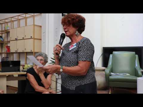 FILMS FEMMES MEDITERRANEE - Conférence de Presse : MARITE NADAL (Programmatrice) 2