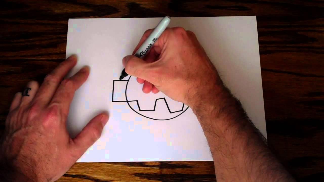 Drawin' BOTS... NUT