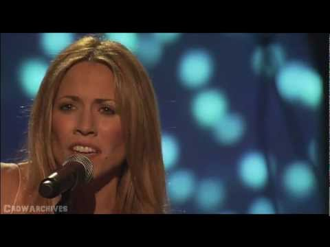 "Sheryl Crow - ""Strong Enough"" - LIVE in NY 2005 (one of the best version ever!)"
