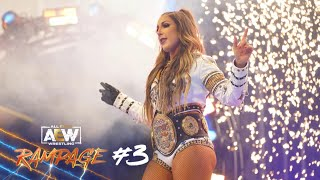 Dr. Britt Baker Shows the World Why She Owns Brittsburgh | AEW Rampage, 8/13/21