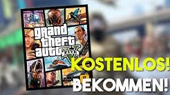 GTA 5 Online KOSTENLOS BEKOMMEN! - SO GEHTS!