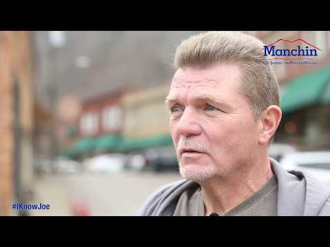 #IKnowJoe: Coal Miners Thank Senator Manchin