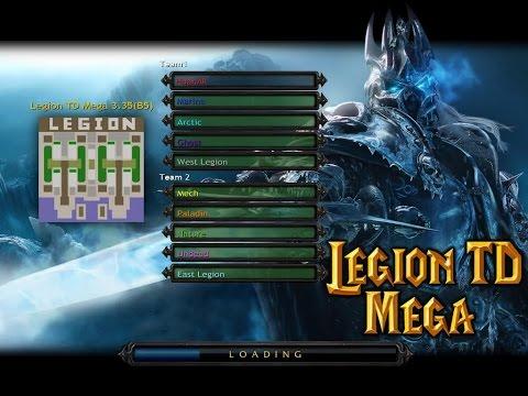 Warcraft 3 Custom Map: Legion TD X10! #2