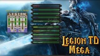 warcraft 3 custom map legion td x10 2