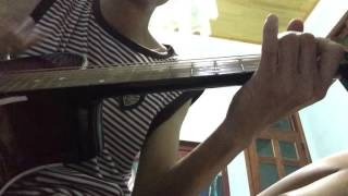 Đã lâu (tôi chưa yêu một ai) guitar