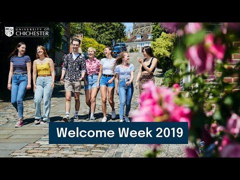 Freshers Week   University Of Chichester