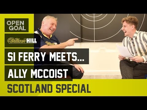 Si Ferry Meets... Ally McCoist - Scotland Special