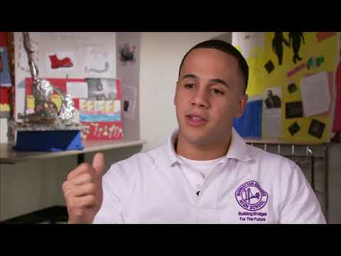 Manhattan Bridges HS   a story of SIFE students in NYC