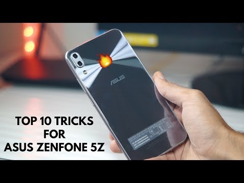 ASUS Zenfone 5Z - 10 Most Useful TIPS and TRICKS! 😎😎