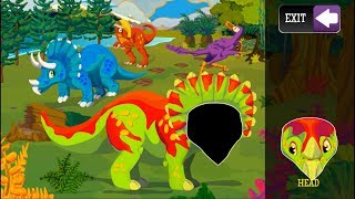 PUZZINGO Toddler Kids Puzzles - DINOSAURS - Educational Game for Kids