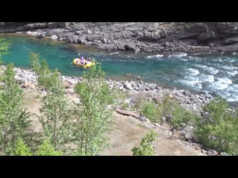 Glacier, Yellowstone, Badlands, Little Bighorn, Grand Teton,  National Parks Harpers 2010 August