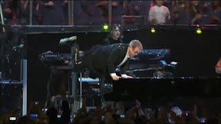 Elton John live 4K - The Bitch Is Back (Elton 60 - Live at Madison Square Garden) | 2007