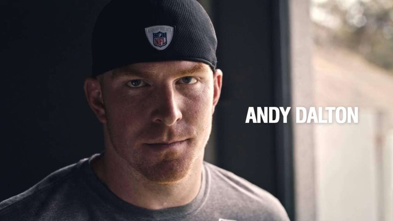 New Era Cap  Nfl Athlete Video Documentary Series: Andy Dalton