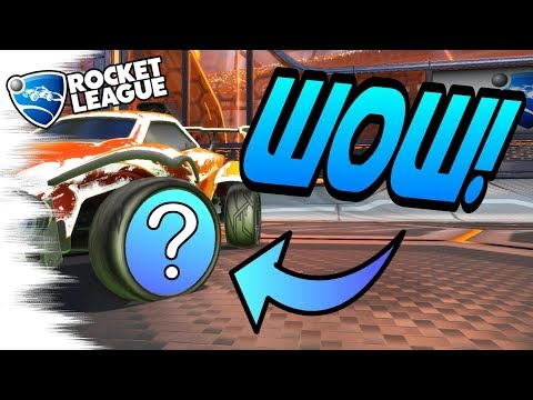 "Rocket League New ""INVISIBLE"" WHEELS! + ALL PAINTED Cauldron, Revenant, Grimalkin (Halloween Crate)"