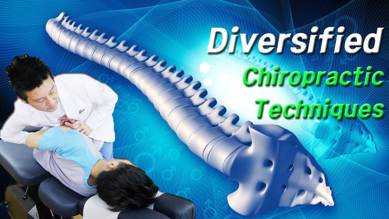 카이로프랙틱 교육 Chiropractic Adjustment Techniques