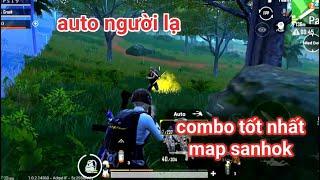PUBG Mobile - Combo Đáng Chơi Nhất Map Sanhok |