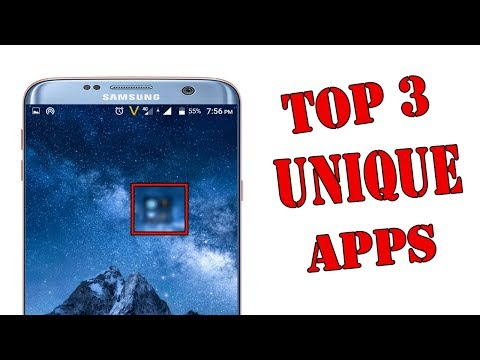 Top 3 Latest UNIQUE Android Apps | Best 3 Android APPS | 2018