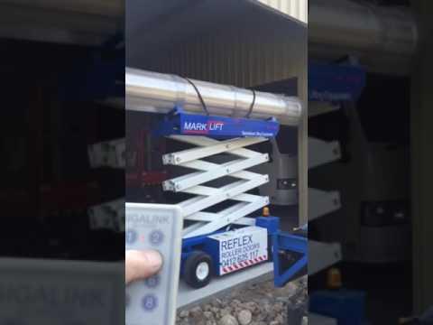 Roller Door Lifter & Roller Door Lifter - YouTube