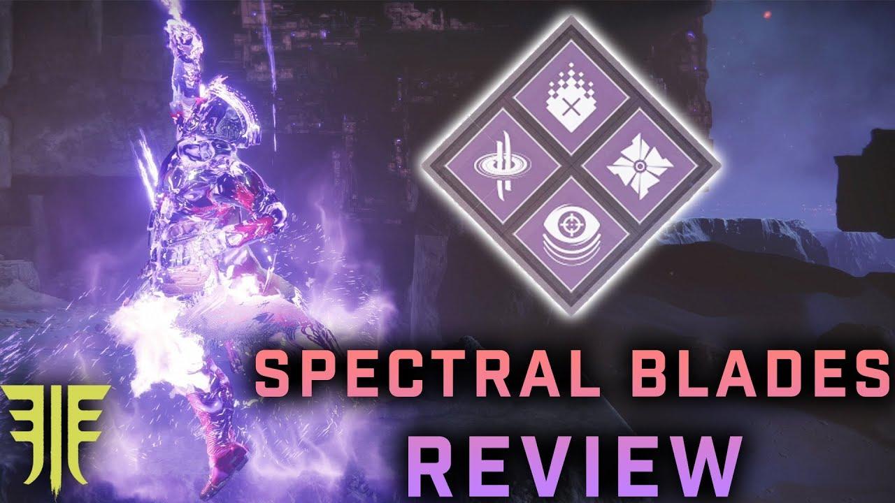 spectral blades destiny 2