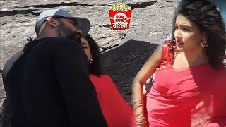 কি কি শিখতে হচ্ছে মাহি কে ডান্স মাস্টার থেকে, নিজের চোখে দেখে নিন | Posing in Music Video
