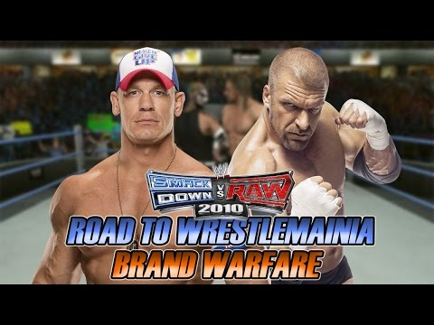WWE SmackDown vs Raw 2010 - Road to Wrestlemania: Brand Warfare - #07 - O Aviso de Big Show