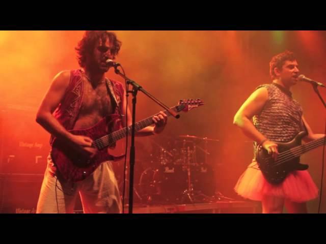 Nanowar Of Steel - Schwanzwald (Live @ Metal Frenzy 2015)