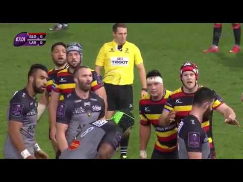 [Rugyby 2017] Gloucester Rugby vs. La Rochelle | Rugby Challenge Cup