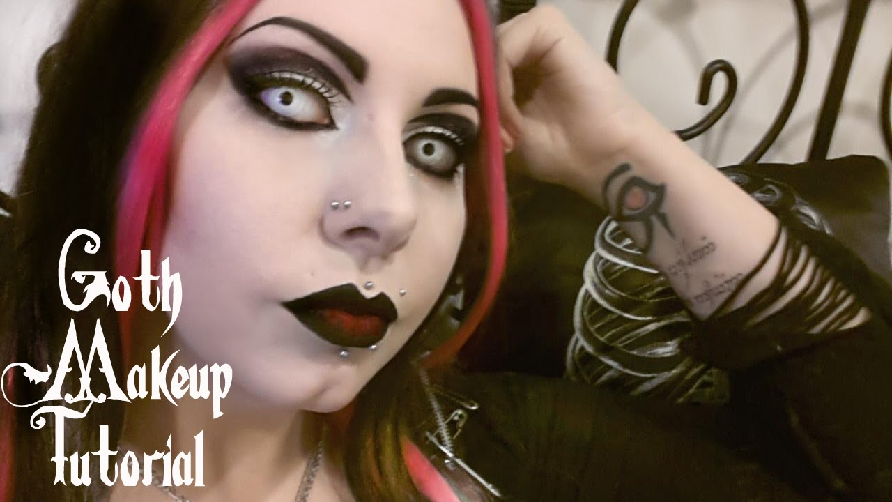 Gothic Vire Makeup Ideas - Mugeek Vidalondon