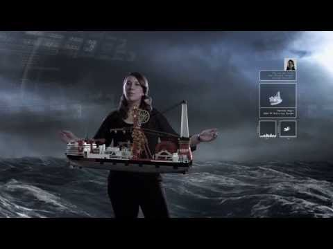 Huisman Commercial for Discovery Channel - Tia