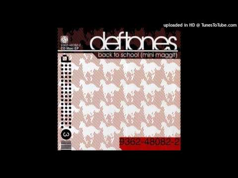 Deftones  Teething Live2001  Back to School Mini Maggit EP
