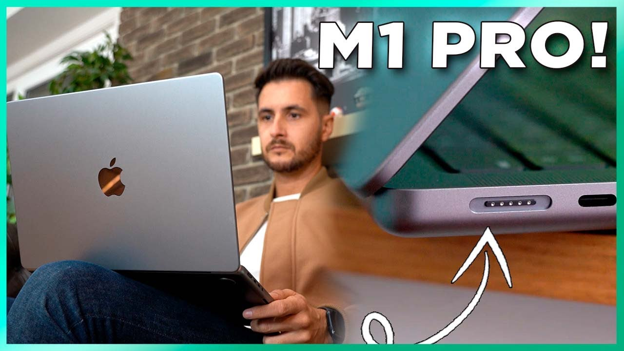 Download ¡Ahora con NOTCH! MacBook Pro M1 PRO