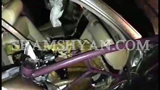 Խոշոր ավտովթար Գյումրիում  բախվել են ГАЗ 2410 ն ու Mercedes ը, վերջինի վարորդը դիմել է փախուստի