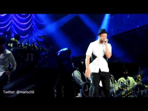 Justin Timberlake - My Love (Rock in Rio 2013)