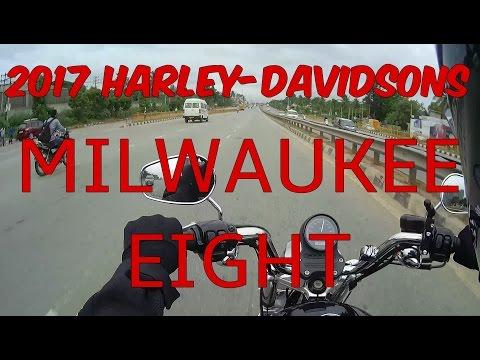 2017 Harley-Davidsons   Milwaukee Eight