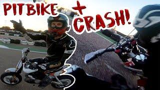 Mini Motorräder Challenge! | Rennen und Crash