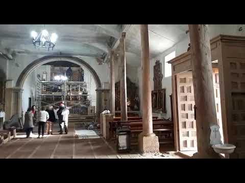 Vídeo | El pueblo que más peleó por su retablo