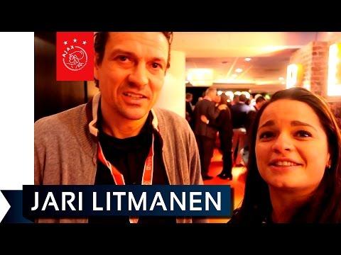 Jari Litmanen: 'Er komen mooie jaren aan voor Ajax'
