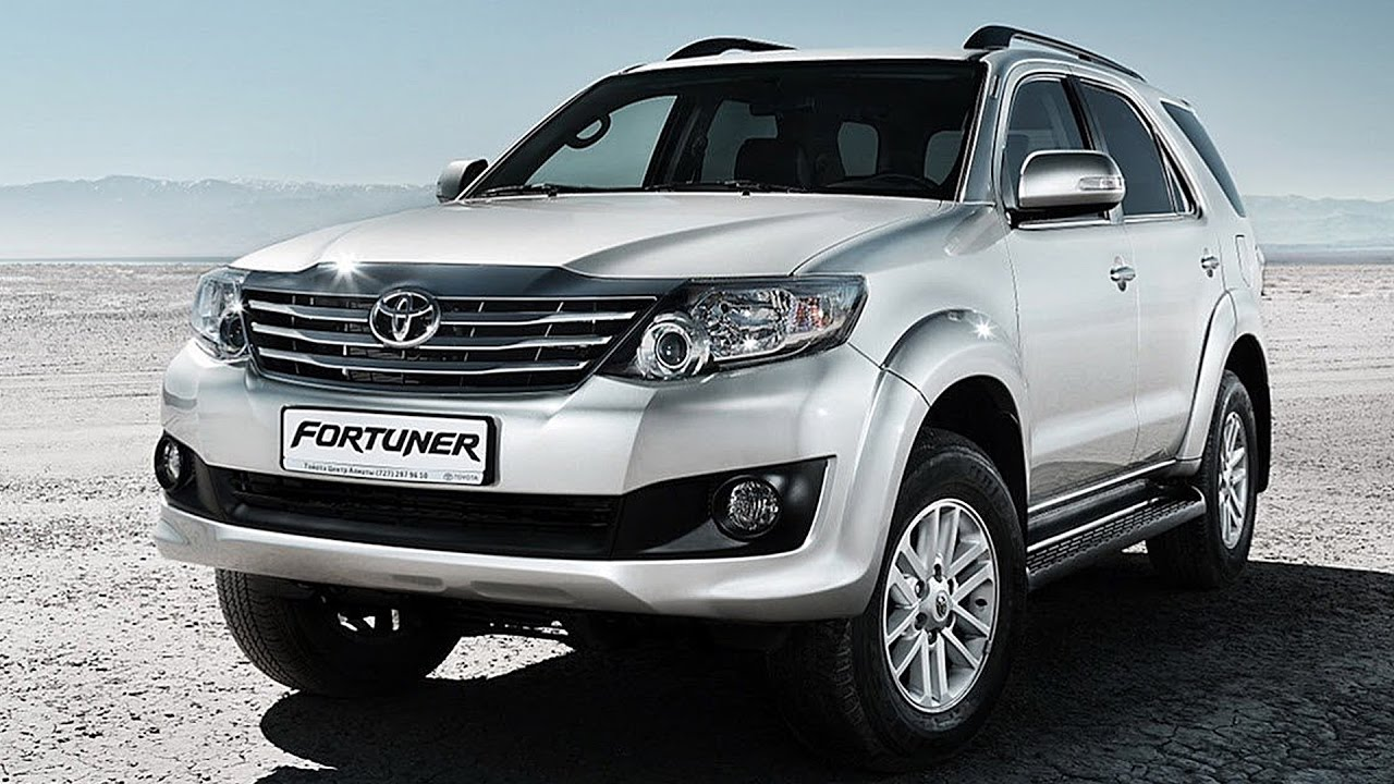 2016 Toyota Fortuner Launched In India