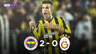 20.11.2016   Fenerbahçe-Galatasaray   2-0