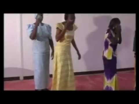 adonai-pentecostal-singers---mwebene-banshinku-(official-video)