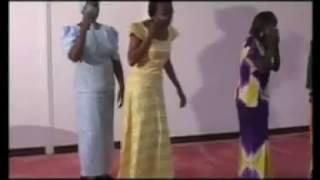 Adonai Pentecostal Singers Mwebene Banshinku Official Video