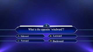 wwtbam question test