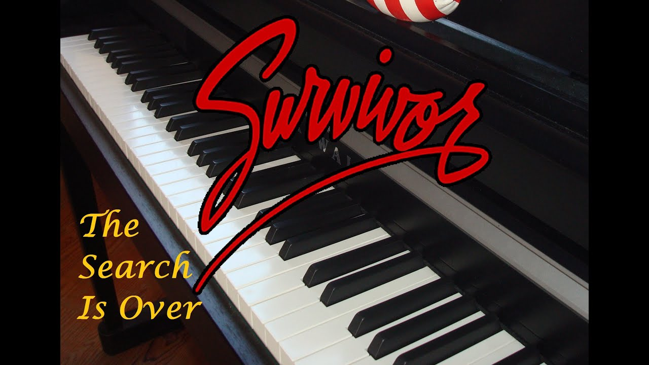 Survivor - The Search Is Over Lyrics | SongMeanings