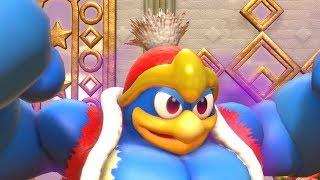 Kirby Star Allies - All  Bosses
