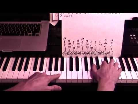 Writings On The Wall Piano Tutorial Sam Smith Youtube