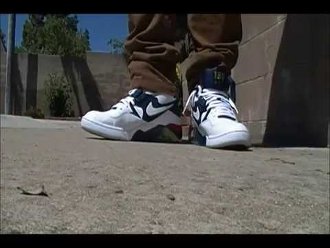Nike Air Force 180 Olympic Review + On Feet - YouTube a4b7ab91b1