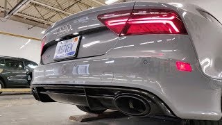 RS7 Update | $5600 Carbon Fiber Diffuser for $1400!!