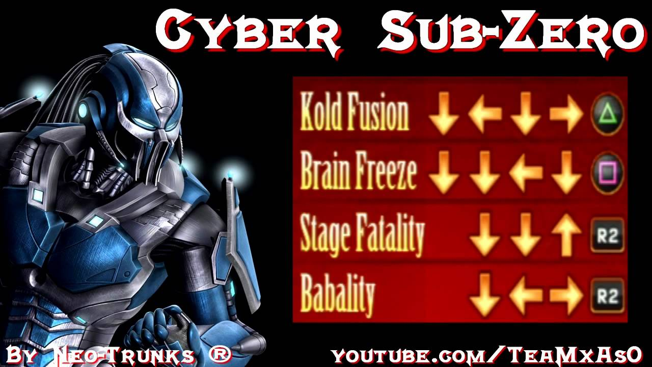 Mortal Kombat 9 All Fatalities Babalities And X Ray